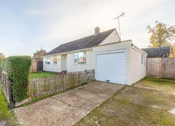 Thumbnail 3 bedroom detached bungalow for sale in Peel Close, Windsor