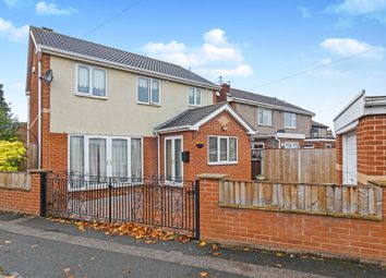 Thumbnail 3 bed detached house for sale in Skellow Road, Carcroft, Doncaster