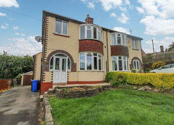 Thumbnail 3 bed semi-detached house for sale in Park Drive, Stocksbridge, Sheffield