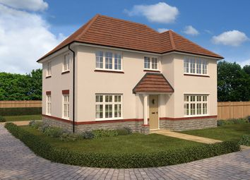 "4 bed detached house for sale in ""Shaftesbury"" at Cae Newydd, St. Nicholas, Cardiff CF5"