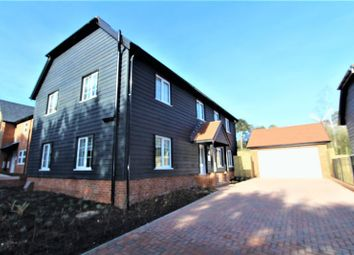 Thumbnail 4 bedroom detached house for sale in Windmill Lane, Bursledon, Southampton