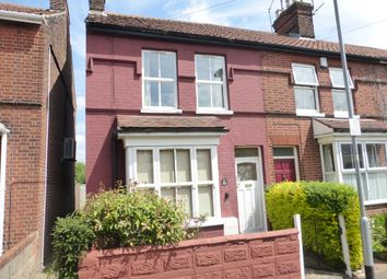 Thumbnail 2 bedroom end terrace house for sale in Sigismund Road, Norwich