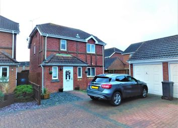 Thumbnail 3 bed detached house to rent in The Becketts, Stowmarket
