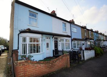 Thumbnail 2 bed end terrace house for sale in Hinguar Street, Shoeburyness, Southend-On-Sea
