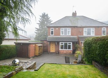 Thumbnail 3 bed semi-detached house for sale in Hady Lane, Hady, Chesterfield