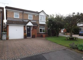 Thumbnail 4 bedroom detached house for sale in Buckingham Close, Mansfield Woodhouse, Mansfield