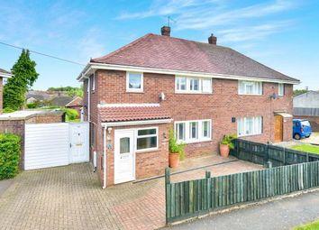 Thumbnail 3 bedroom semi-detached house for sale in Water Eaton Road, Bletchley, Milton Keynes, Bucks