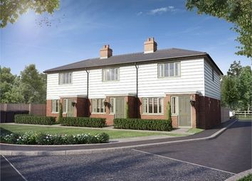 Thumbnail 3 bedroom terraced house for sale in Lilley Wood Lane, Ware Road, Widford, Herts