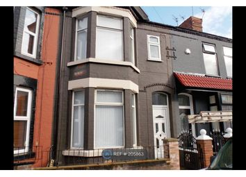 Thumbnail 4 bedroom terraced house to rent in Cedardale Road, Liverpool