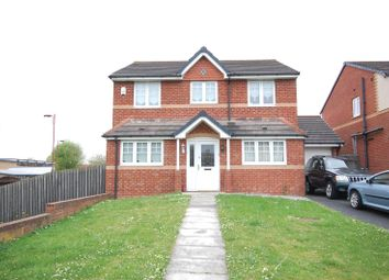 Thumbnail 4 bed detached house for sale in Discovery Road, Garston, Liverpool