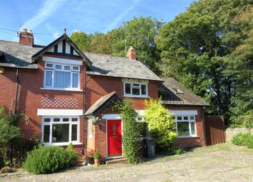 Thumbnail 4 bed cottage for sale in Highwalls Road, Dinas Powys