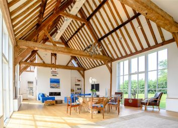 6 bed barn conversion for sale in The Green, Lyford, Oxfordshire OX12