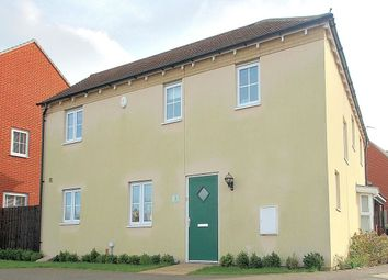 Thumbnail 3 bed detached house for sale in Grey Close, Stansted