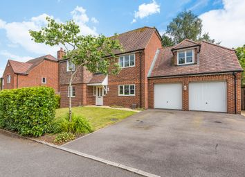 Thumbnail 5 bed detached house for sale in Handyside Place, Four Marks, Alton