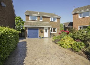 Thumbnail 4 bed detached house for sale in Meadow View, Clitheroe, Lancashire