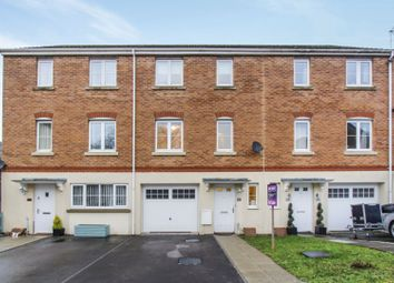Thumbnail 3 bed town house for sale in Underwood Place, Brackla
