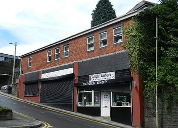 Thumbnail Retail premises for sale in Court House & High Street, Graig, Pontypridd