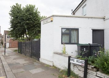 Thumbnail 1 bed end terrace house for sale in Perth Road, London, London