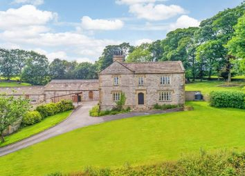 Thumbnail 5 bed country house for sale in Green Cowden Farm, Monyash Road, Bakewell
