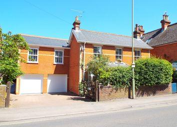 Thumbnail 5 bed detached house for sale in Aldershot Road, Fleet