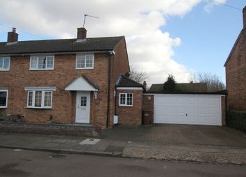 Thumbnail 3 bedroom semi-detached house to rent in Southsea Road, Stevenage