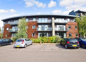 Thumbnail 2 bed flat for sale in Sandling Park, Penenden Heath, Maidstone, Kent