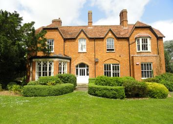 Thumbnail 2 bed flat for sale in Rogers Croft, Woughton On The Green