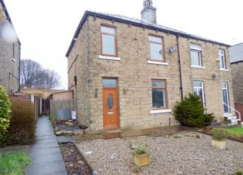 Thumbnail 3 bedroom semi-detached house for sale in Bradley Road, Huddersfield