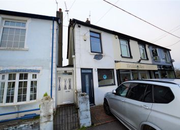 Thumbnail 1 bed end terrace house for sale in Llantrisant Road, Pontyclun