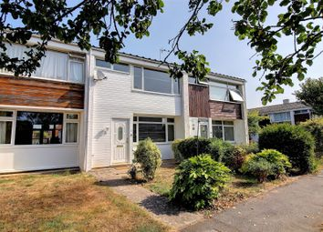 Thumbnail 3 bed terraced house for sale in The Fairway, Barton On Sea, New Milton