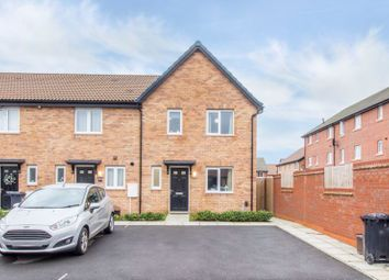 Thumbnail 3 bed end terrace house for sale in Sinter Grove, Newport