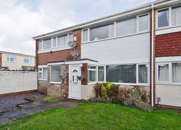 Thumbnail 3 bed terraced house for sale in Russett Close, Burntwood