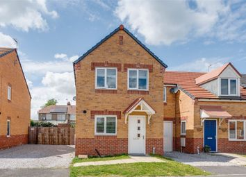 3 bed semi-detached house for sale in Cemetery Road, Langold, Worksop, Nottinghamshire S81