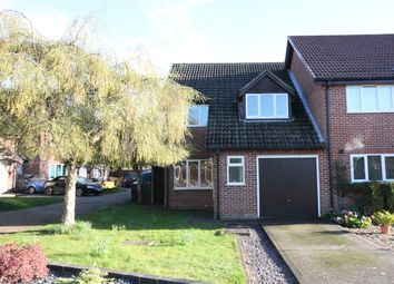 Thumbnail 3 bedroom semi-detached house for sale in Conway Drive, Thatcham