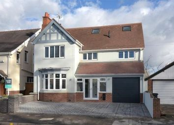 Thumbnail 5 bed detached house to rent in Grange Road, Halesowen