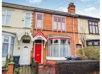 Thumbnail 3 bed terraced house for sale in Douglas Road, Birmingham