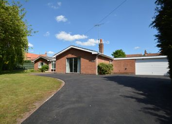 Thumbnail 4 bed detached bungalow for sale in Corrour, Holme Lane, Winthorpe