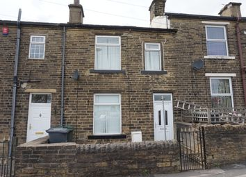 Thumbnail 1 bed terraced house to rent in Fleece Street, Bradford