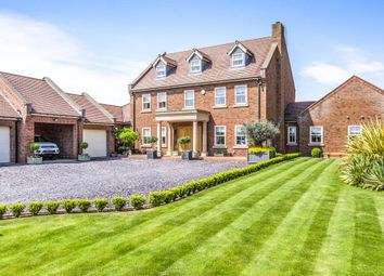 Thumbnail 5 bedroom detached house for sale in Pinfold Lane, Moss, Doncaster