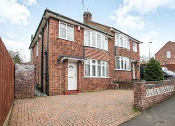 Thumbnail 3 bed semi-detached house for sale in Tenzing Grove, Luton, Bedfordshire