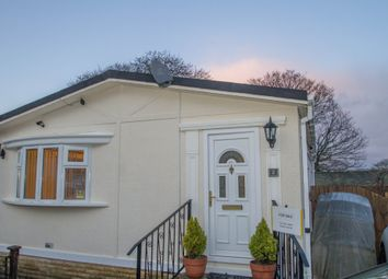 2 bed mobile/park home for sale in Nelson Terrace, Glenholt Park, Plymouth PL6