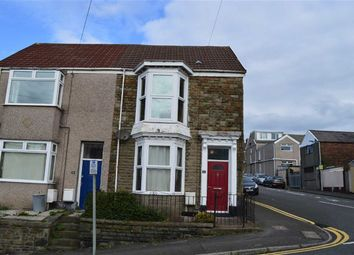 Thumbnail 3 bedroom end terrace house for sale in Cromwell Street, Swansea
