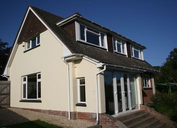 Thumbnail 4 bed detached house to rent in Higher Park Road, Braunton