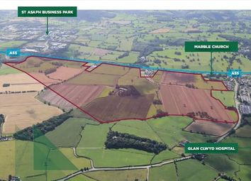 Thumbnail Land for sale in Kss, Bodelwyddan, Denbighshire