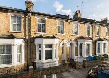 Thumbnail 4 bed terraced house to rent in Furley Road, London