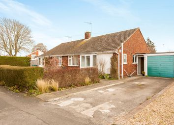 Thumbnail 2 bed semi-detached bungalow for sale in Dover Hedge, Bedgrove, Aylesbury