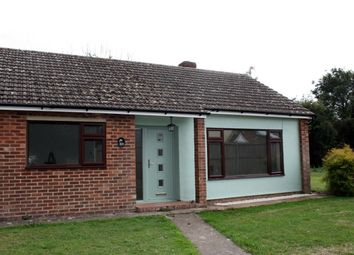Thumbnail 2 bed bungalow to rent in Great Waldingfield, Sudbury, Suffolk