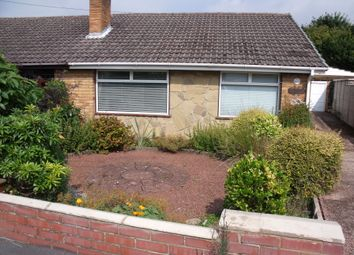 Thumbnail 2 bed bungalow to rent in Beechwood Crescent, Amington, Tamworth, Staffordshire