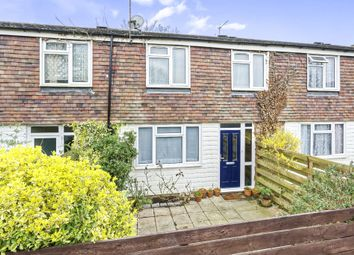 Thumbnail 3 bed terraced house for sale in Taverner Close, Basingstoke
