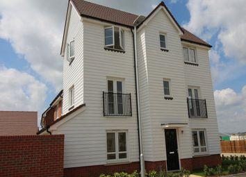 Thumbnail 4 bedroom property to rent in Bridger Way, Maidstone